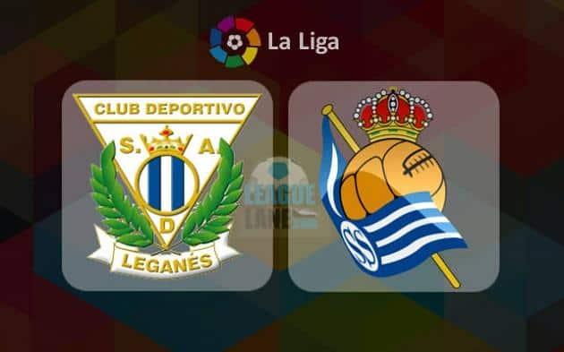 Soi kèo nhà cái tỉ số Leganes vs Real Sociedad, 02/02/2020 - VĐQG Tây Ban Nha