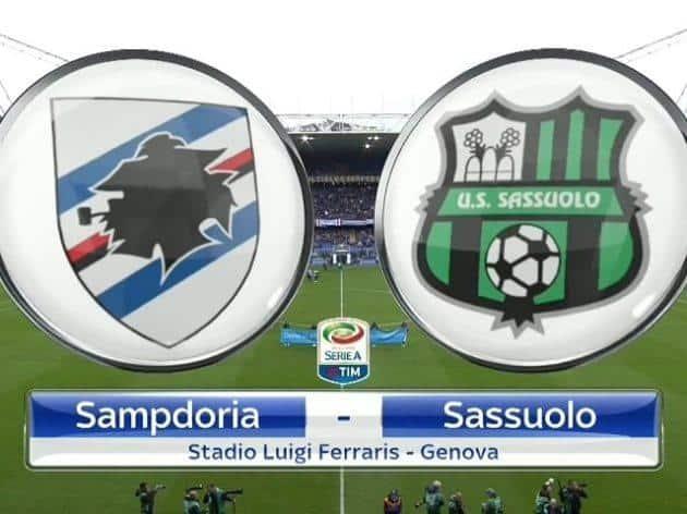 Soi kèo nhà cái tỉ số Sampdoria vs Sassuolo, 26/01/2020 - VĐQG Ý [Serie A]