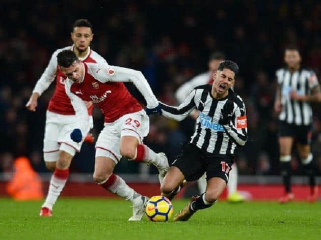 Soi kèo nhà cái tỉ số Arsenal vs Newcastle United, 16/02/2020 - Ngoại Hạng Anh