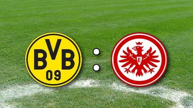 Soi kèo nhà cái tỉ số Borussia Dortmund vs Eintracht Frankfurt, 15/02/2020- Giải VĐQG Đức
