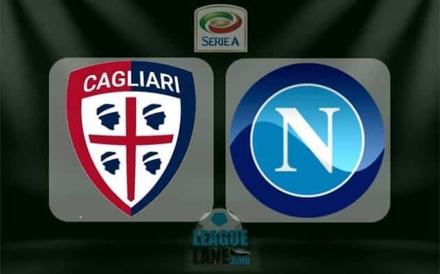 Soi kèo nhà cái tỉ số Cagliari vs Napoli, 16/02/2020 - VĐQG Ý [Serie A]