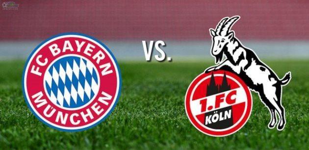 Soi kèo nhà cái tỉ số Cologne vs Bayern Munich 16/02/2020 - Giải VĐQG Đức