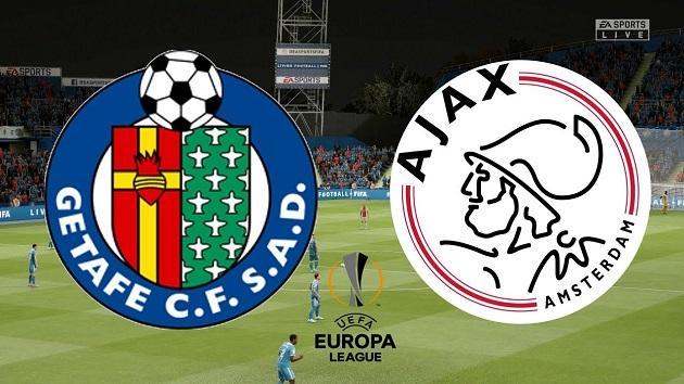 Soi kèo nhà cái tỉ số Getafe vs Ajax, 21/02/2020 - Cúp C2 Châu Âu