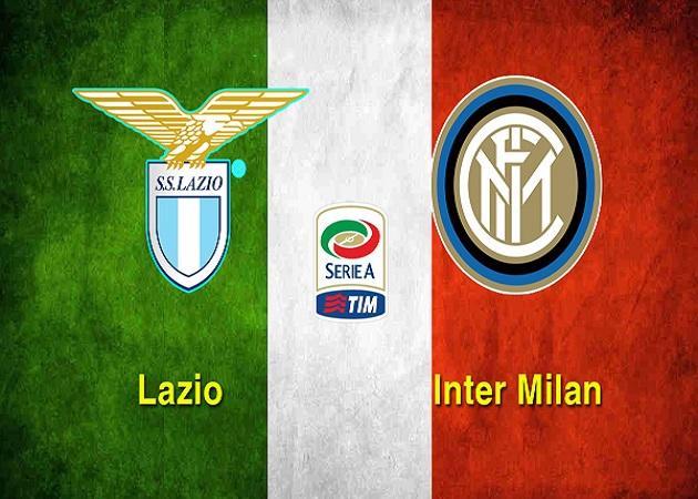 Soi kèo nhà cái tỉ số Lazio vs Inter Milan, 16/02/2020 - VĐQG Ý [Serie A]