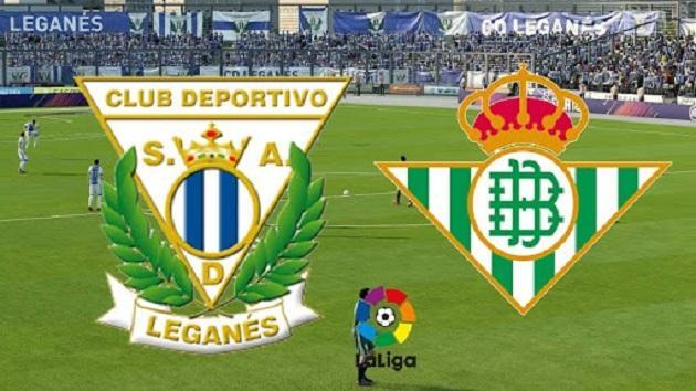 Soi kèo nhà cái tỉ số Leganes vs Real Betis, 16/02/2020 - VĐQG Tây Ban Nha
