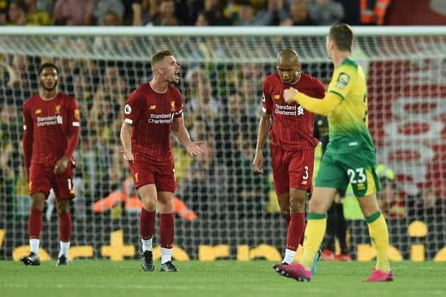 Soi kèo nhà cái tỉ số Norwich City vs Liverpool, 16/02/2020 - Ngoại Hạng Anh