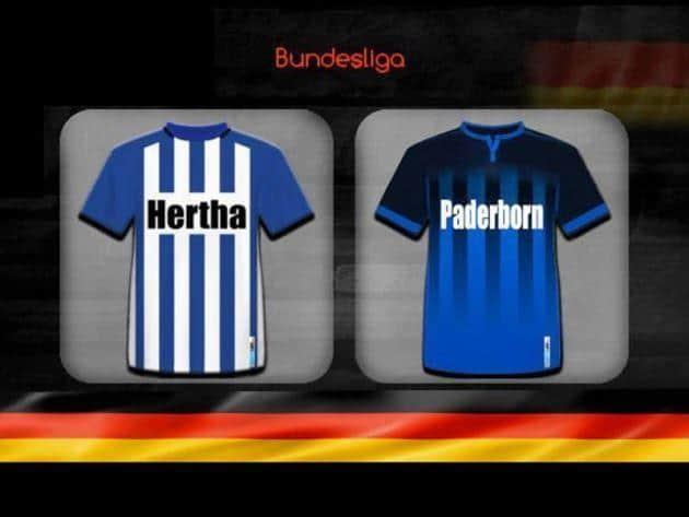 Soi kèo nhà cái tỉ số Paderborn vs Hertha BSC, 15/02/2020- Giải VĐQG Đức