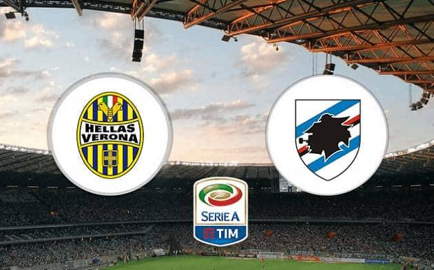 Soi kèo nhà cái tỉ số Sampdoria vs Hellas Verona, 03/03/2020 - VĐQG Ý [Serie A]
