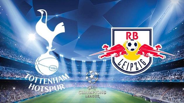 Soi kèo nhà cái tỉ số Tottenham Hotspur vs RB Leipzig, 20/02/2020 - Cúp C1 Châu Âu