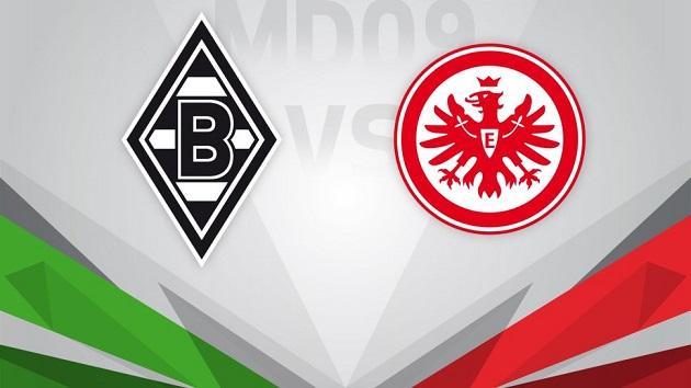 Soi kèo nhà cái tỉ số Eintracht Frankfurt vs Borussia M'gladbach, 15/03/2020 - Giải VĐQG Đức