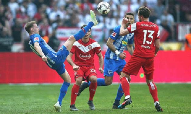 Soi kèo nhà cái tỉ số Fortuna Dusseldorf vs Paderborn, 14/03/2020 - Giải VĐQG Đức
