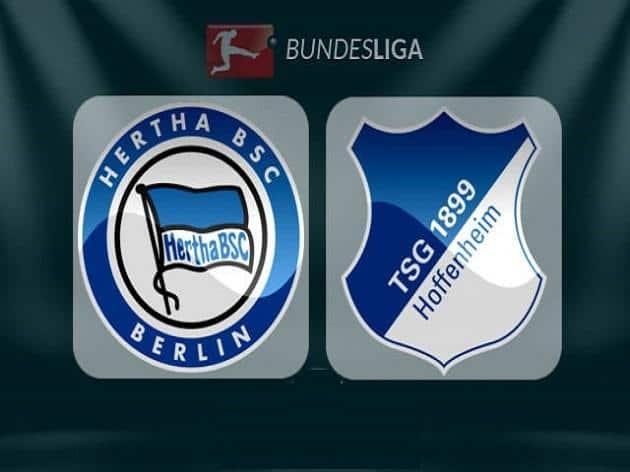 Soi kèo nhà cái tỉ số Hoffenheim vs Hertha BSC, 14/03/2020 - Giải VĐQG Đức