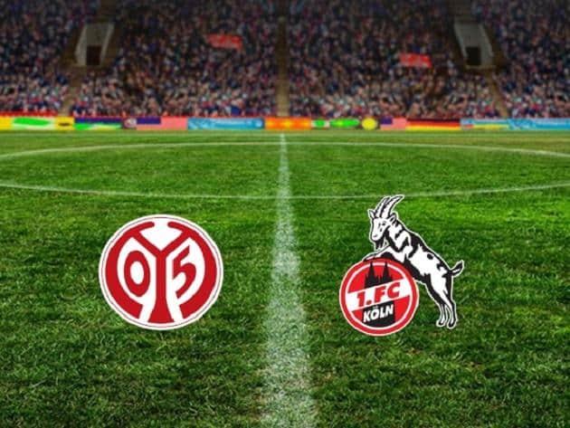 Soi kèo nhà cái tỉ số Köln vs Mainz 05, 14/03/2020 - Giải VĐQG Đức