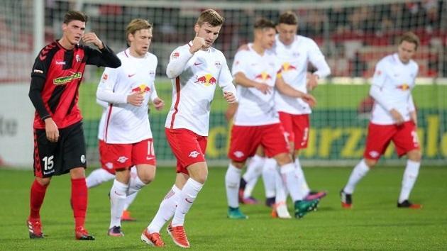Soi kèo nhà cái tỉ số RB Leipzig vs Freiburg, 14/03/2020 - Giải VĐQG Đức