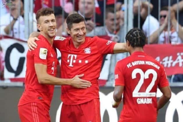 Soi kèo nhà cái tỉ số Union Berlin vs Bayern Munich, 15/03/2020 - Giải VĐQG Đức