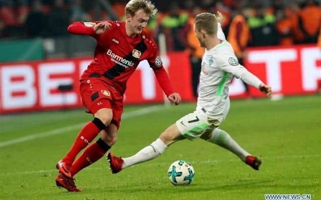 Werder Bremen vs Bayer Leverkusen, 17/03/2020 - Giải VĐQG Đức