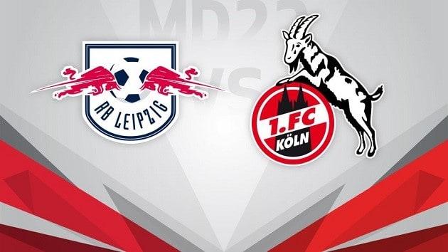 Soi kèo nhà cái tỉ số Cologne vs RB Leipzig, 02/6/2020 - Giải VĐQG Đức