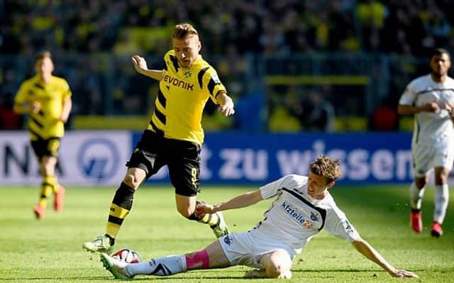 Soi kèo nhà cái tỉ số Paderborn vs Borussia Dortmund, 31/5/2020 - Giải VĐQG Đức