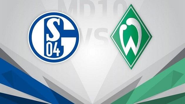 Soi kèo nhà cái tỉ số Schalke 04 vs Werder Bremen, 30/5/2020 - Giải VĐQG Đức