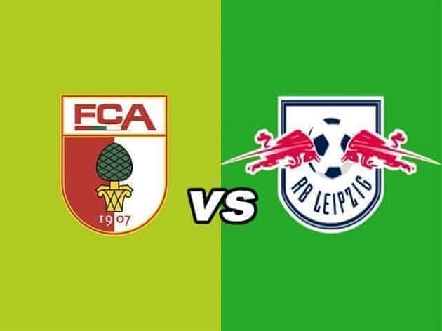 Soi kèo nhà cái tỉ số Augsburg vs RB Leipzig, 27/6/2020 - Giải VĐQG Đức