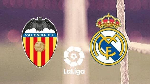Soi kèo nhà cái tỉ số Real Madrid vs Valencia, 19/6/2020 - VĐQG Tây Ban Nha