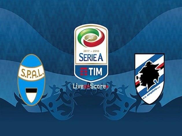 Soi kèo nhà cái tỉ số Sampdoria vs SPAL, 06/7/2020 - VĐQG Ý [Serie A]