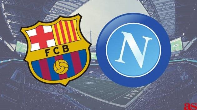 Soi kèo nhà cái tỉ số Barcelona vs Napoli, 9/08/2020 - Cúp C1 Châu Âu