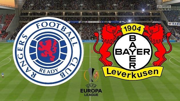 Soi kèo nhà cái tỉ số Bayer Leverkusen vs Rangers, 6/08/2020 - Cúp C2 Châu Âu