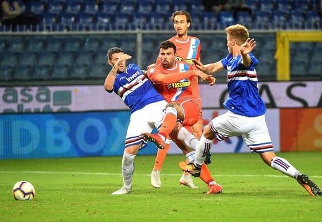Soi kèo nhà cái tỉ số Brescia vs Sampdoria, 02/8/2020 - VĐQG Ý [Serie A]