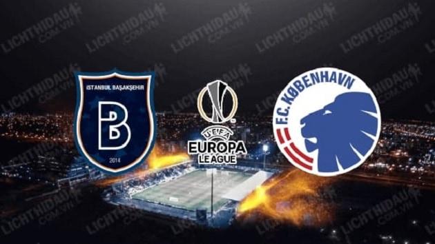 Soi kèo nhà cái tỉ số Copenhagen vs Istanbul Basaksehir, 5/08/2020 - Cúp C2 Châu Âu