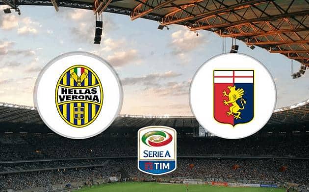 Soi kèo nhà cái tỉ số Genoa vs Hellas Verona, 02/8/2020 - VĐQG Ý [Serie A]