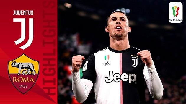Soi kèo nhà cái tỉ số Juventus vs Roma, 02/8/2020 - VĐQG Ý [Serie A]