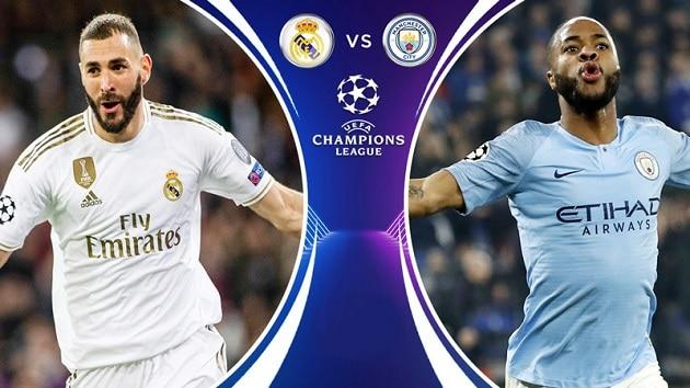 Soi kèo nhà cái tỉ số Manchester City vs Real Madrid, 8/08/2020 - Cúp C1 Châu Âu