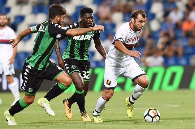 Soi kèo nhà cái tỉ số Sassuolo vs Genoa, 29/7/2020 - VĐQG Ý [Serie A]