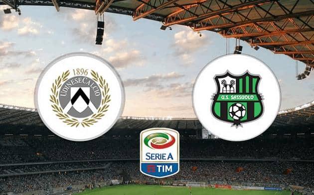 Soi kèo nhà cái tỉ số Sassuolo vs Udinese, 02/8/2020 - VĐQG Ý [Serie A]