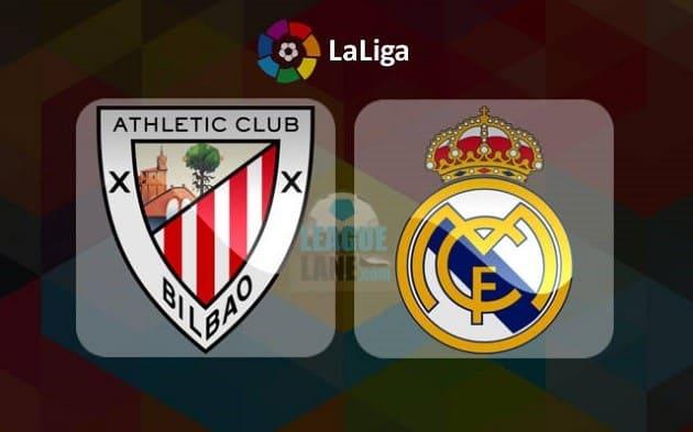 Soi kèo nhà cái tỉ số Athletic Club vs Real Madrid, 05/7/2020 - VĐQG Tây Ban Nha