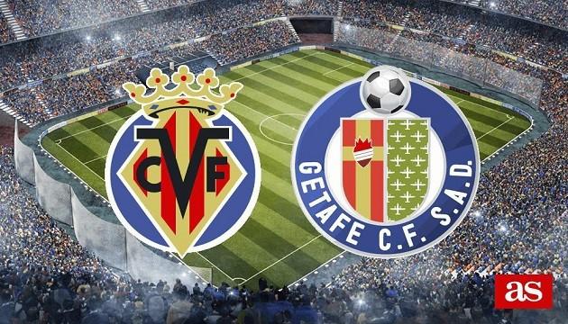 Soi kèo nhà cái tỉ số Getafe vs Villarreal, 08/7/2020 - VĐQG Tây Ban Nha