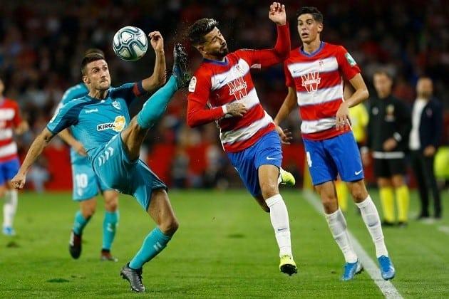 Soi kèo nhà cái tỉ số Real Sociedad vs Granada, 08/7/2020 - VĐQG Tây Ban Nha