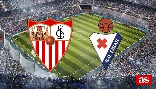 Soi kèo nhà cái tỉ số Sevilla vs Eibar, 05/7/2020 - VĐQG Tây Ban Nha