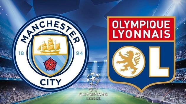 Soi kèo nhà cái tỉ số Manchester City vs Olympique Lyonnais, 16/08/2020 - Cúp C1 Châu Âu