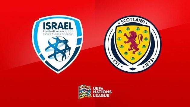 Soi kèo nhà cái tỉ số Scotland vs Israel, 05/09/2020 - Nations League