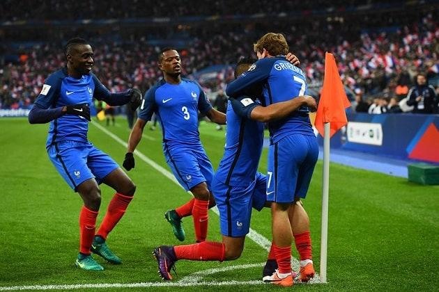 Soi kèo nhà cái tỉ số Thụy Điển vs Pháp, 06/09/2020 - Nations League