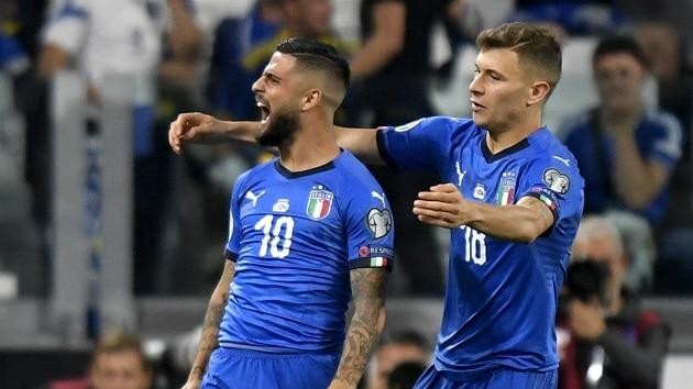 Soi kèo nhà cái tỉ số Ý vs Bosnia & Herzegovina, 05/09/2020 - Nations League