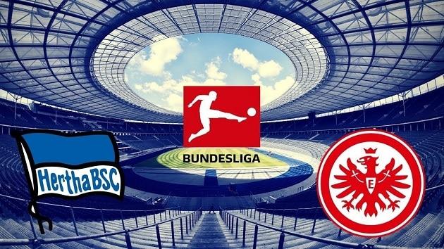 Soi kèo nhà cái tỉ số Hertha BSC vs Eintracht Frankfurt, 27/9/2020 - VĐQG Đức [Bundesliga]