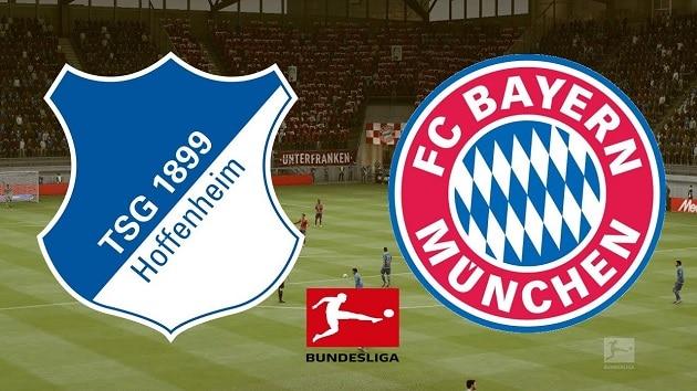 Soi kèo nhà cái tỉ số Hoffenheim vs Bayern Munich, 27/9/2020 - VĐQG Đức [Bundesliga]