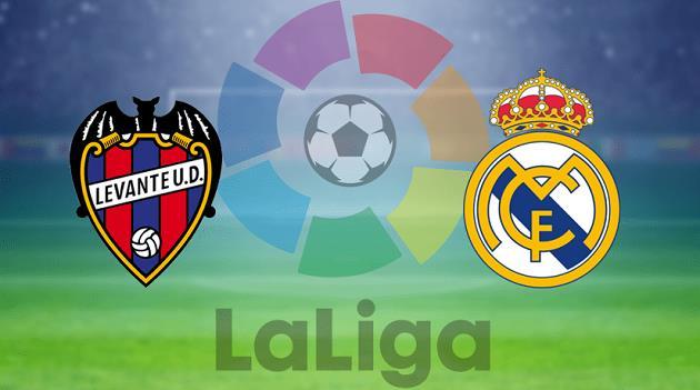Soi kèo nhà cái tỉ số Levante vs Real Madrid, 4/10/2020 - VĐQG Tây Ban Nha