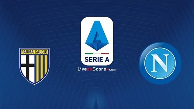 Soi kèo nhà cái tỉ số Parma vs Napoli, 20/9/2020 - VĐQG Ý [Serie A]
