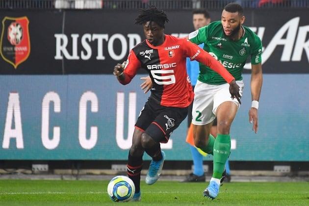 Soi kèo nhà cái tỉ số Saint-Etienne vs Rennes, 26/9/2020 - VĐQG Pháp [Ligue 1]
