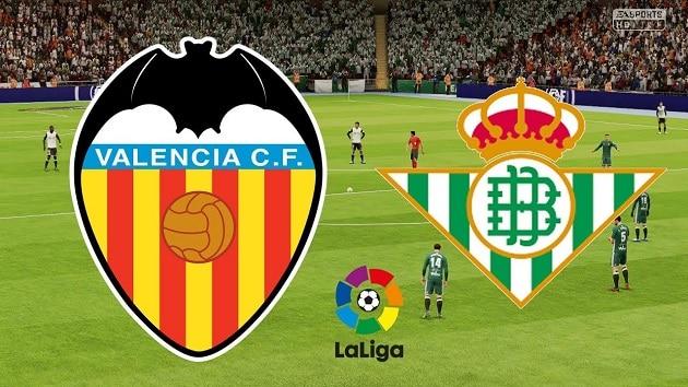 Soi kèo nhà cái tỉ số Valencia vs Real Betis, 4/10/2020 - VĐQG Tây Ban Nha