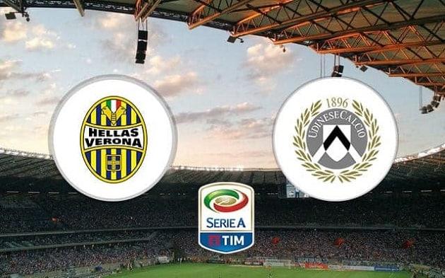 Soi kèo nhà cái tỉ số Verona vs Udinese, 27/9/2020 - VĐQG Ý [Serie A]